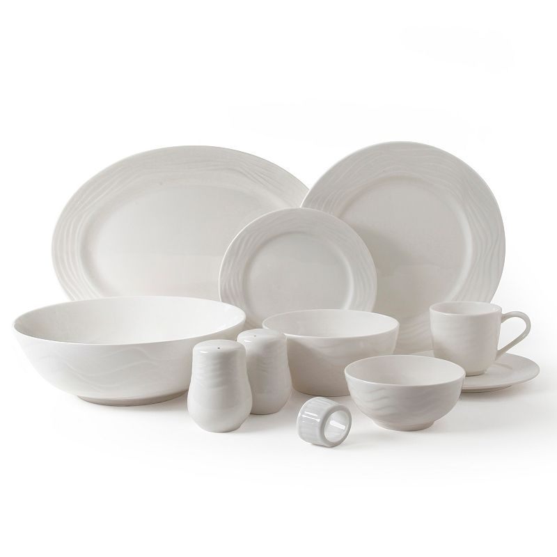 Gibson Everyday Eventide 46-pc. Dinnerware Set