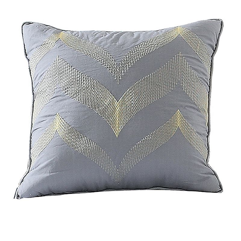 Fine Line Decorative Pillow