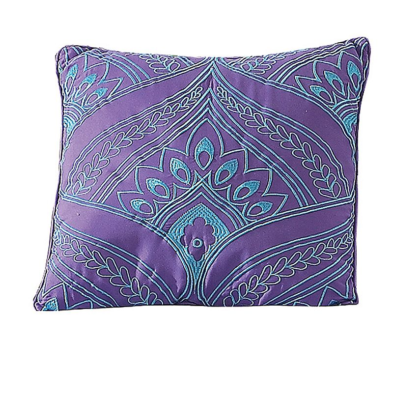 Boho Kaleidoscope Decorative Pillow
