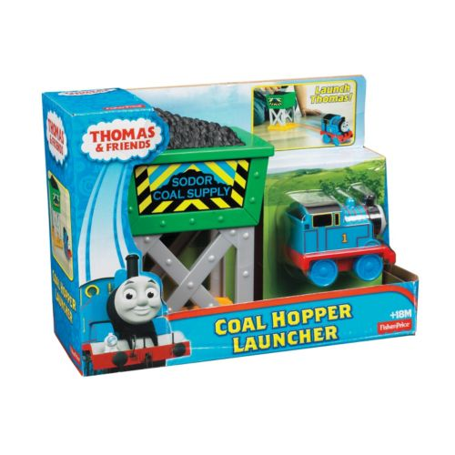 Thomas and Friends Thomas the Tank Engine Coal Hopper Launcher by Fisher-Price