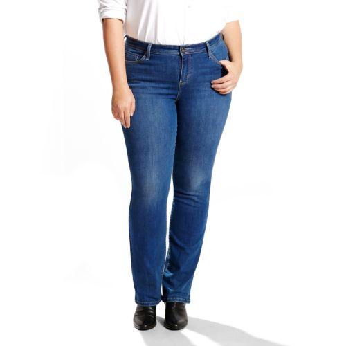 Levi's 580 Straight-Leg Jeans - Women's Plus