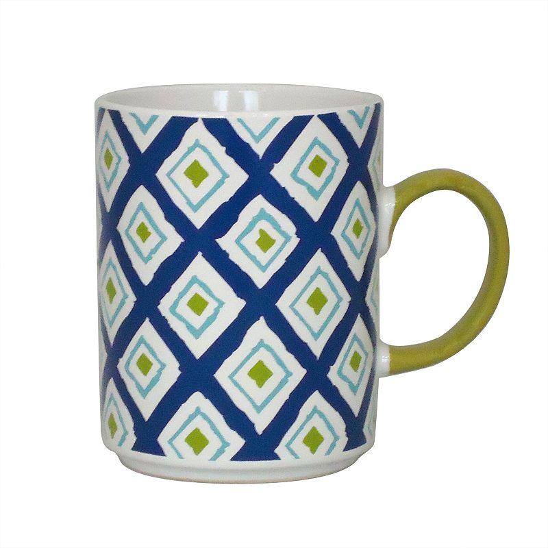 Food Network™ Diamond-Patterned Coffee Mug
