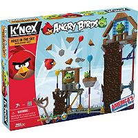 Angry Birds Hogs in the Sky Building Set by K'NEX
