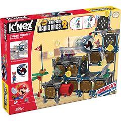Nintendo Super Mario Chain Chomp Building Set by K