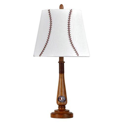 Baseball Theme Table Lamp