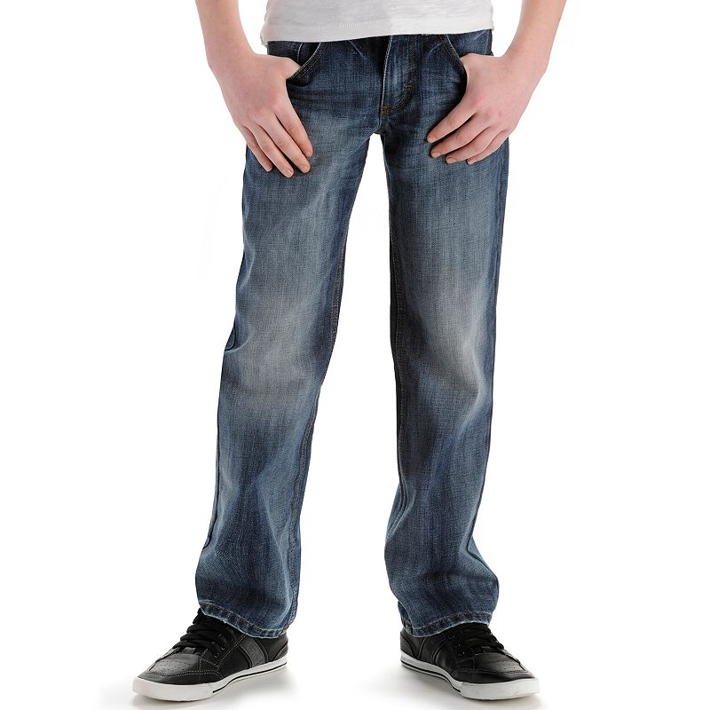 Boys 8-20 Lee Basic Jeans