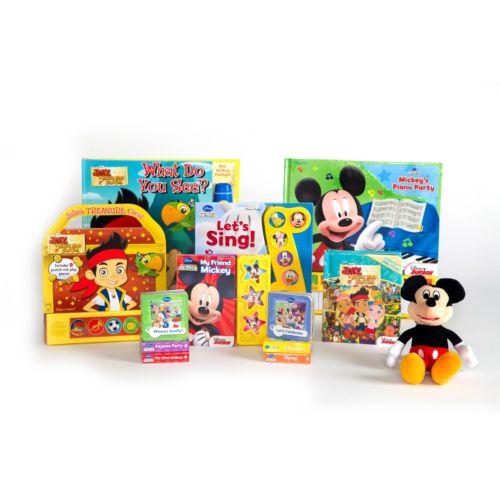 Disney 12 Book Gift Set