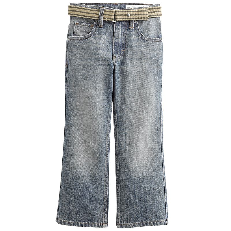Boys 4-7x Lee Dungarees Relaxed Bootcut Hancock Jeans