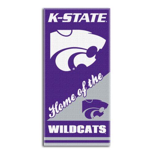 Kansas State Wildcats Beach Towel by Northwest