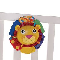 Lamaze Logan the Lion Cot Soother