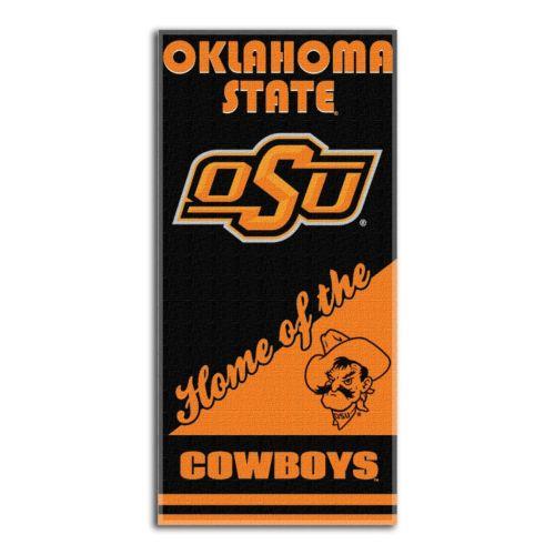 Oklahoma State Cowboys Beach Towel by Northwest
