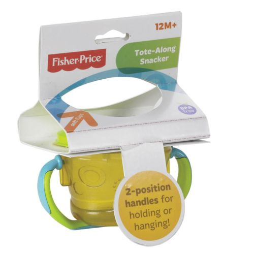 Fisher-Price Tote-Along Snacker