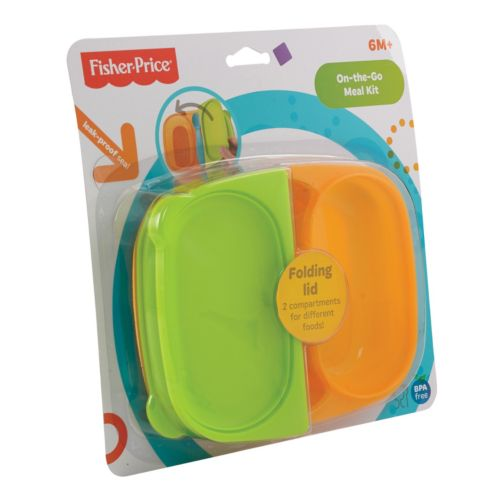 Fisher-Price On-the-Go Meal Kit