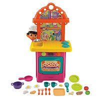 Dora The Explorer Cooking Adventure Kitchen