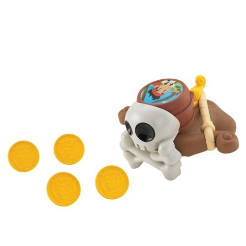 Disney Jake and the Never Land Pirates Doubloon Blaster by Fisher-Price