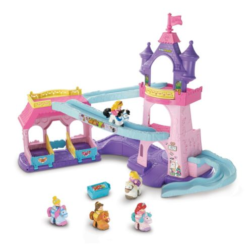 Disney Princess Little People Klip Klop Stable Gift Set by Fisher-Price
