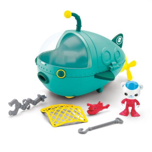 Octonauts GUP-A Mission Vehicle by Fisher-Price