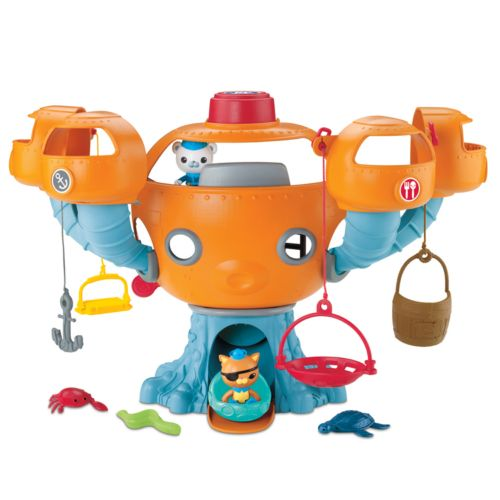 Octonauts Octopod Playset by Fisher-Price