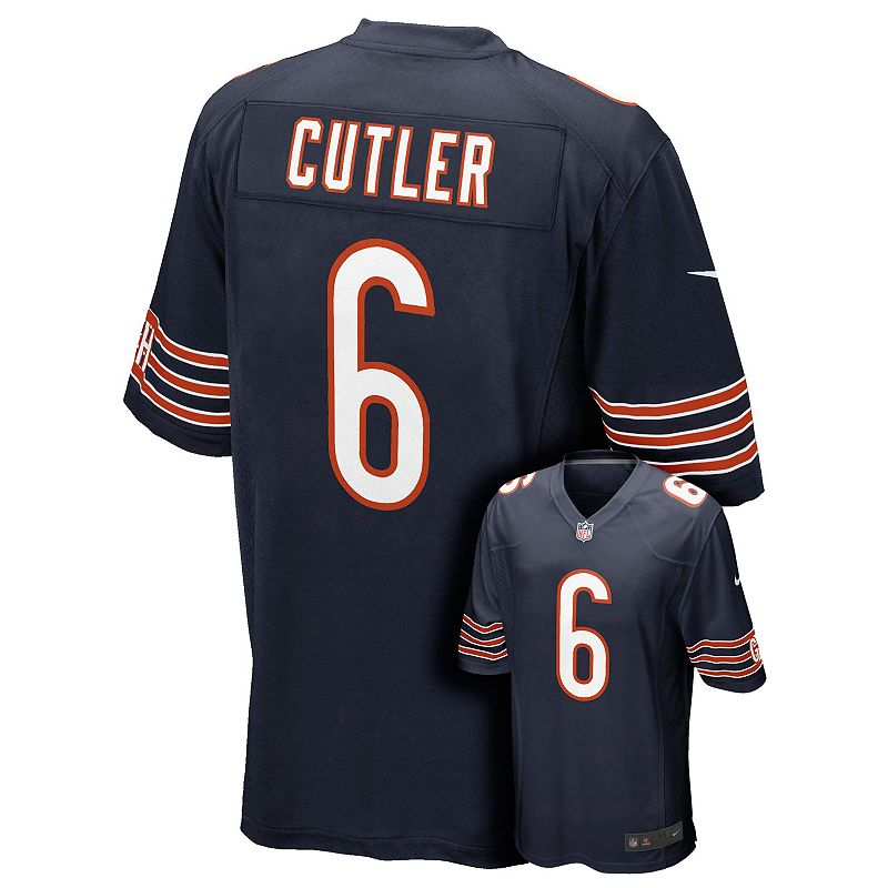 Boys 8-20 Nike Chicago Bears Jay Cutler Jersey