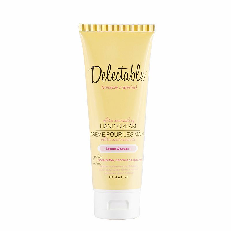 be Delectable from Cake Beauty Lemon and Cream Hand Cream