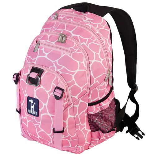 Wildkin Giraffe Serious Backpack - Kids