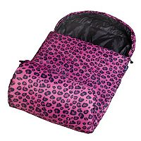 Wildkin Leopard Stay-Warm Sleeping Bag