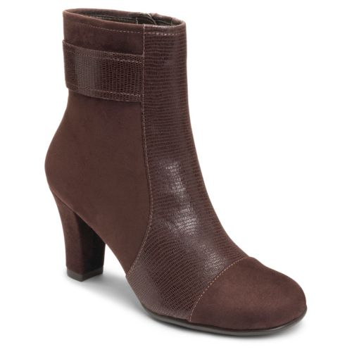 A2 by Aerosoles Remote Controle Ankle Boots - Women