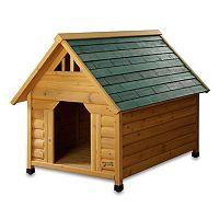 Pet Squeak Alpine Lodge Dog House - Large