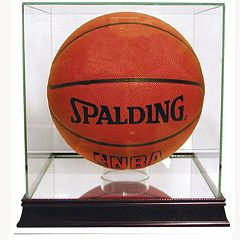 Steiner Sports Glass Basketball Display Case by