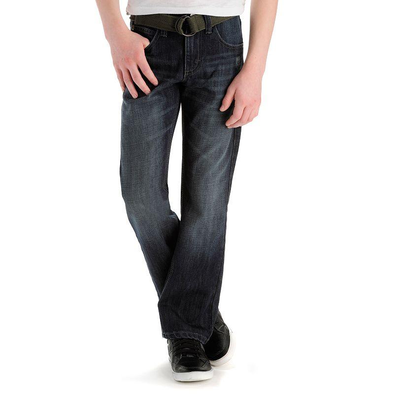 Boys 8-20 Lee Slim-Fit Jeans