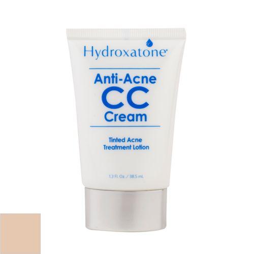 Hydroxatone Anti-Acne Tinted CC Cream