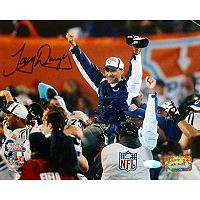 Steiner Sports Tony Dungy Super Bowl XLI Carry Off 8'' x 10'' Signed Photo
