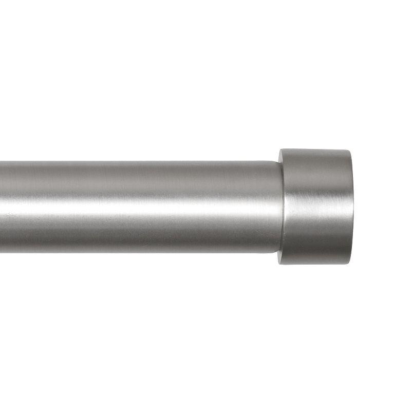 Umbra Cappa Adjustable Curtain Rod - 72'' - 144''
