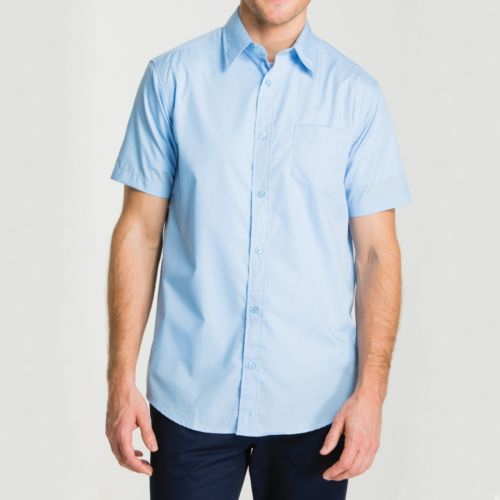 Lee School Uniform Slim-Fit Oxford Button-Down Shirt