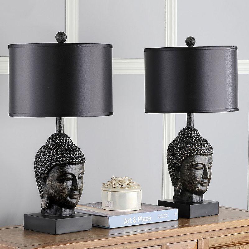 Safavieh Buddha 2-pc. Table Lamp Set