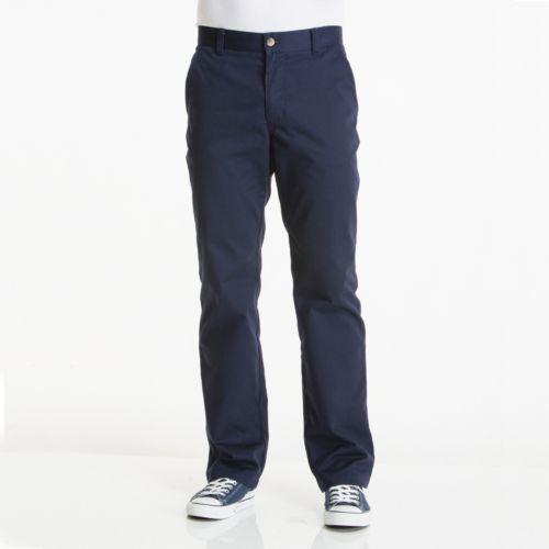 Lee School Uniform Straight Leg University Pants - Men