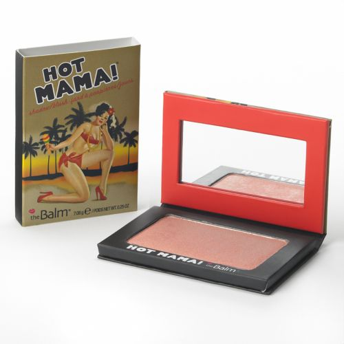 theBalm Hot Mama Eyeshadow and Blush