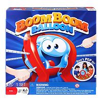 Boom Boom Balloon Board Game by Spin Master