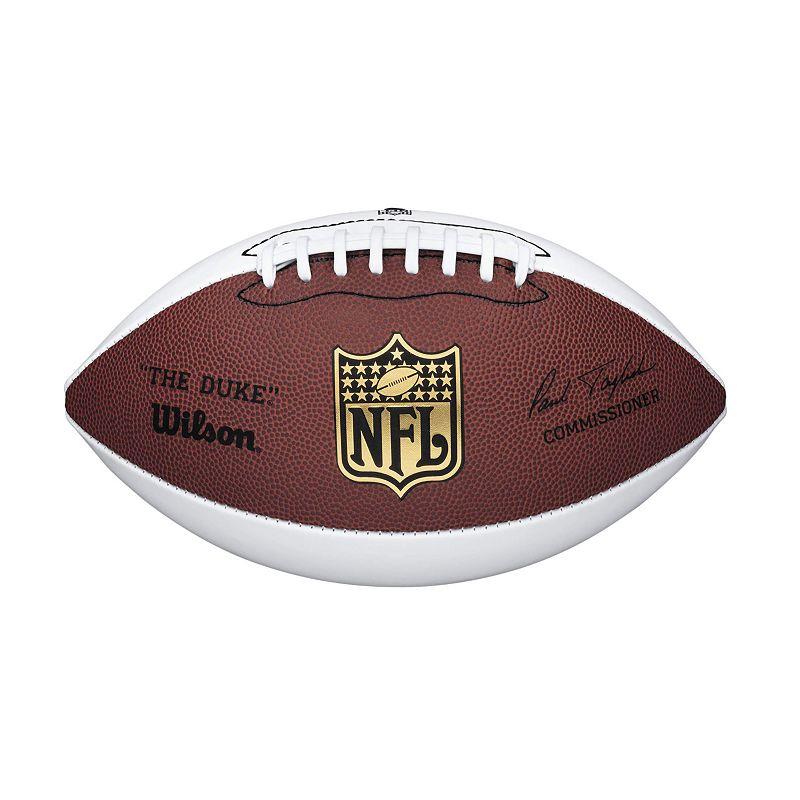 Wilson NFL Official Size Autograph Football