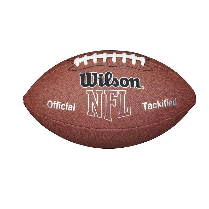 Wilson NFL MVP Official Football