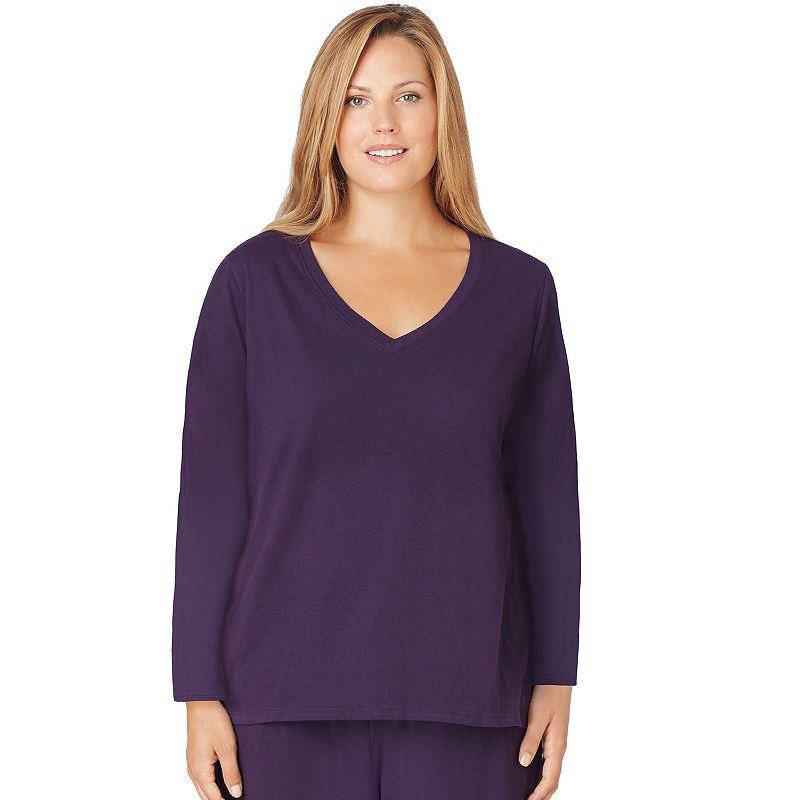 Plus Size Jockey Pajamas: Pajama Tee