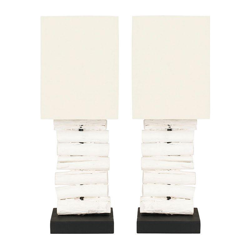Safavieh 2-pc. Mini Branch Table Lamp Set