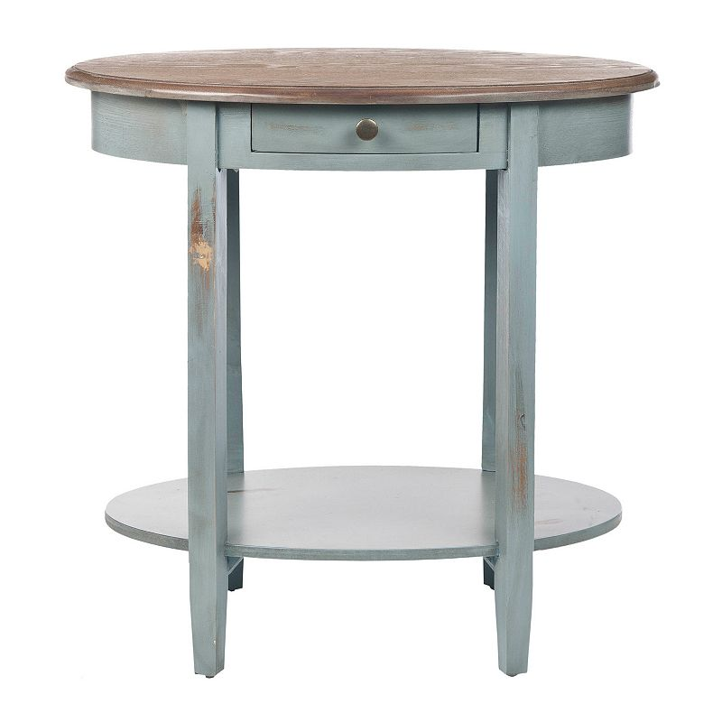 Safavieh Monica Oval End Table
