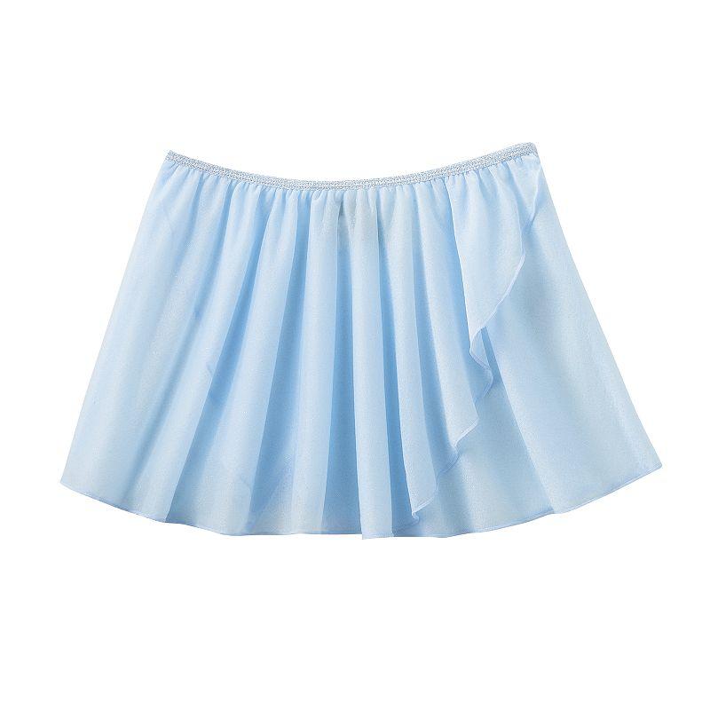 Danskin Lurex Dance Skirt - Girls