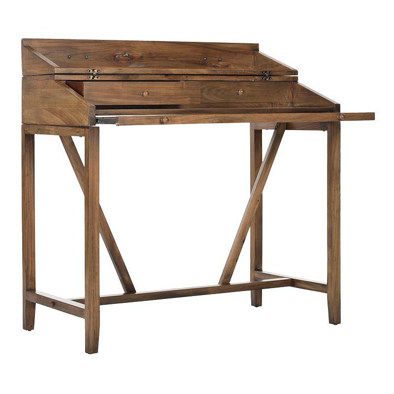 Safavieh Wyatt Hinged Writing Desk