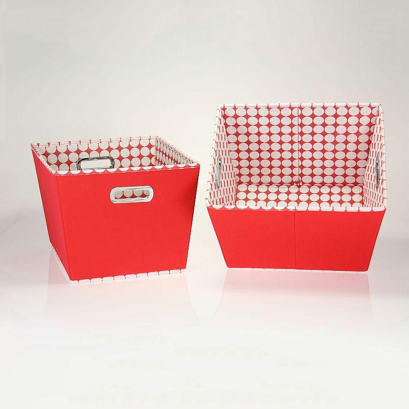 Household Essentials 2-pk. Storage Bins