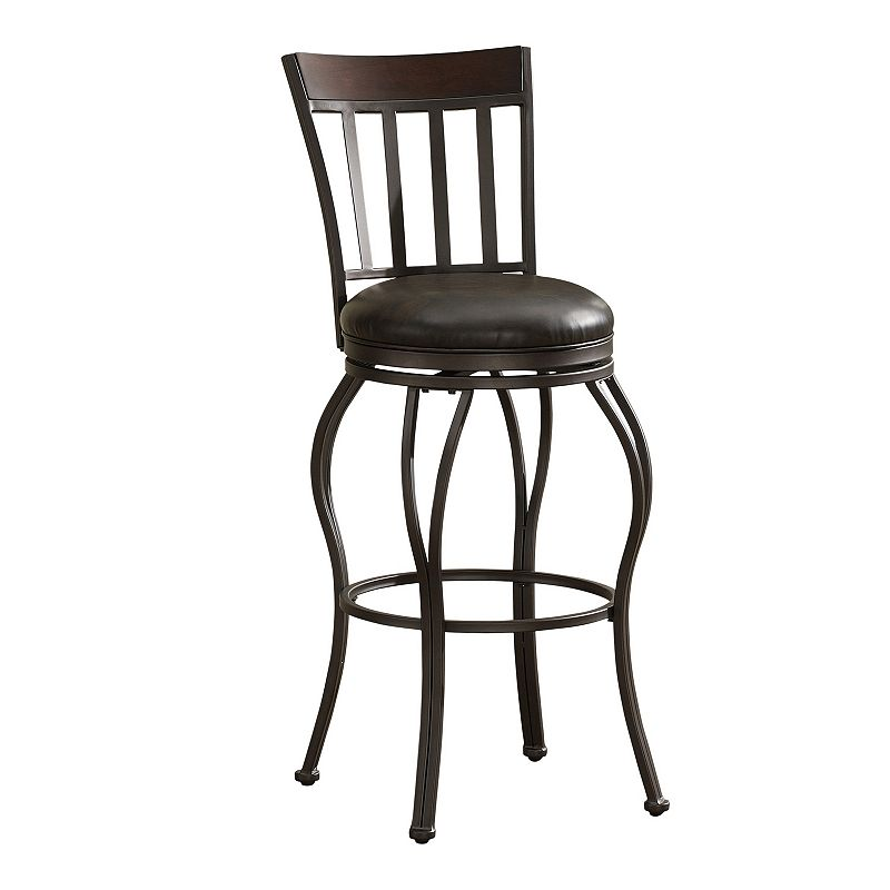 American Heritage Billiards Lola Bar Stool