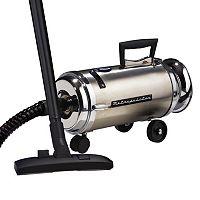 MetroVac Professional Mini Canister Vacuum