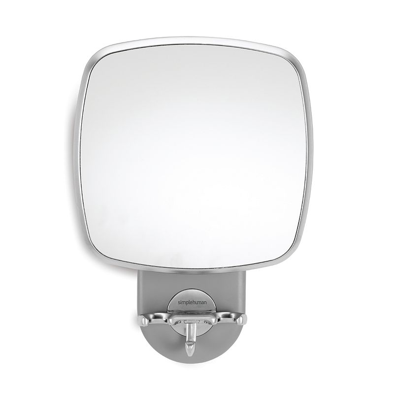 Simplehuman Anti Fog Wall Mount Mirror