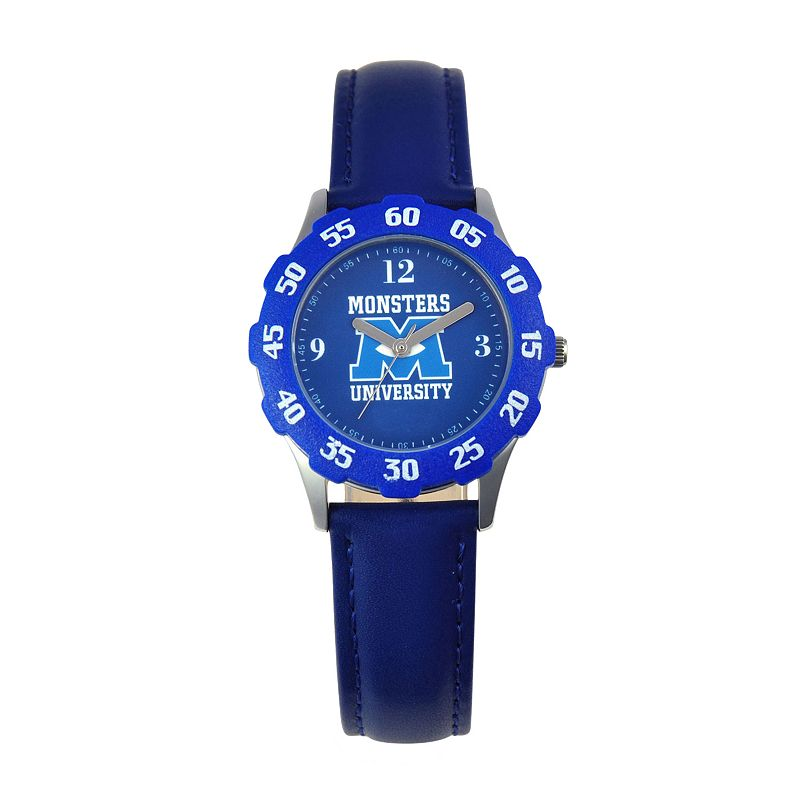 Disney / Pixar Monsters University Juniors' Leather Watch
